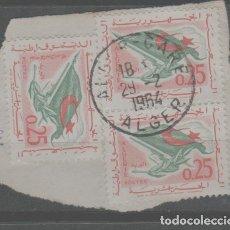 Sellos: LOTE X-SELLOS ARGELIA. Lote 277153333