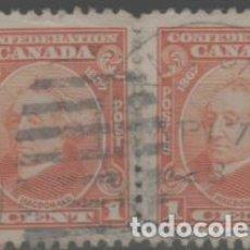 Sellos: LOTE X-SELLOS CANADA. Lote 277153378