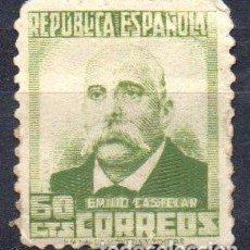 Sellos: RRC EDIFIL 672 ESPAÑA 1932 *USADO*. Lote 277163513
