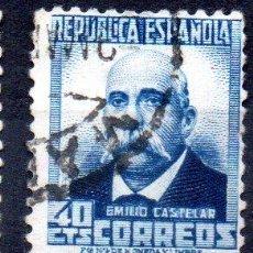 Sellos: RRC EDIFIL 670 ESPAÑA 1932 *USADO*. Lote 277163908