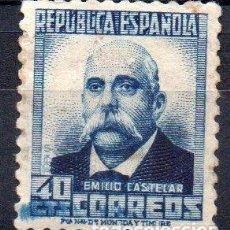 Sellos: RRC EDIFIL 670 ESPAÑA 1932 *USADO*. Lote 277164388