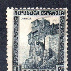 Sellos: RRC EDIFIL 673 ESPAÑA 1932 *USADO*. Lote 277165513