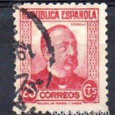 Sellos: RRC EDIFIL 685 ESPAÑA 1933 *USADO*. Lote 277521083