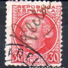 Sellos: RRC EDIFIL 687 ESPAÑA 1935 *USADO*. Lote 277522218