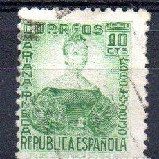 Sellos: RRC EDIFIL 682 ESPAÑA 1935 *USADO*. Lote 277522428