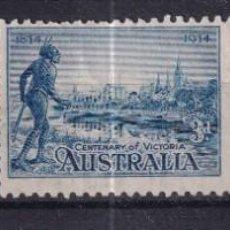 Sellos: SELLOS ESPAÑA OFERTA AÑO 1934 CENTENARIO DE LA VICTORIA AUSTRALIA EN USADO. Lote 286448038