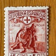 Francobolli: 1938, CRUZ ROJA ESPAÑOLA, EDIFIL 767, NUEVO. Lote 287627293