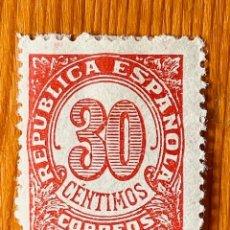 Timbres: 1938, CIFRAS, EDIFIL 750, NUEVO CON FIJASELLOS. Lote 287628243