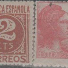 Sellos: LOTE P SELLOS NUEVOS SIN CHARNELA ESPAÑA. Lote 291189798