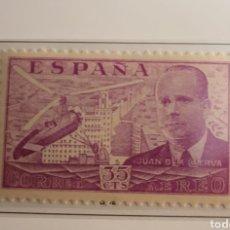 Sellos: SELLO DE ESPAÑA 1939 AUTOGIRO DE LA CIERVA 35 CTS EDIFIL 882. Lote 293861463