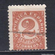 Sellos: 1933 EDIFIL 678 USADO. CIFRAS (1219). Lote 296018058