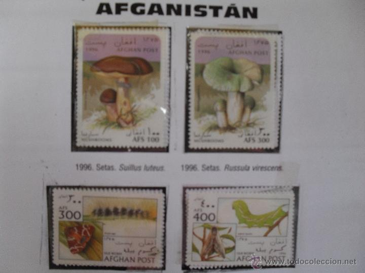 Sellos: coleccion de sellos de conocer y coleccionar sellos de todo el mundo, afganistan - Foto 2 - 44839082