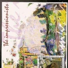 Sellos: AFGANISTÁN & IMPRESSIONISMO, 1869-1954, HENRI MATISSE 2003 (2) . Lote 68273169