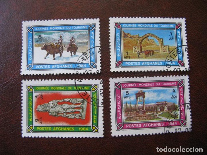 AFGANISTAN 1984, DIA MUNDIAL DEL TURISMO (Sellos - Extranjero - Asia - Afganistán)