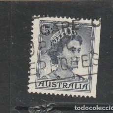 Selos: AUSTRALIA 1959 - SG NRO. 314B - USADO - . Lote 193913885