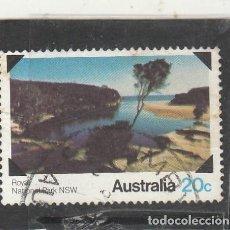Selos: AUSTRALIA 1979 - SG NRO. 710 - USADO - SEÑALES OXIDO. Lote 193914003