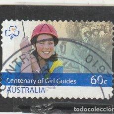 Selos: AUSTRALIA 2010 - SG NRO. 3477 - USADO - . Lote 193914403