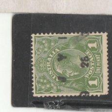 Selos: AUSTRALIA 1931 - SG NRO. 125 - USADO -. Lote 193913560