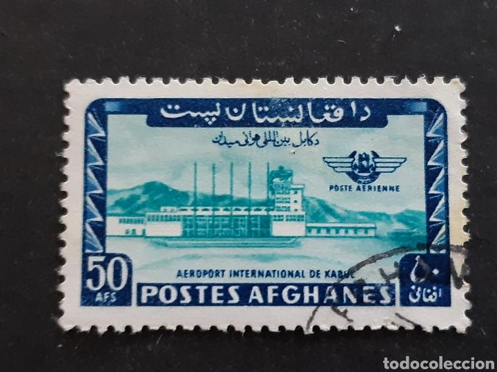 AFGANISTÁN, YVERT AÉREO 63 (Sellos - Extranjero - Asia - Afganistán)