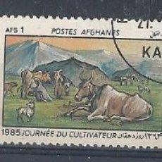 Sellos: DÍA DEL AGRICULTOR 1985. Lote 227763960