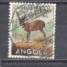 Sellos: ANGOLA, USADO. Lote 22144053
