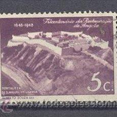Sellos: ANGOLA 1948, USADO. Lote 22598777