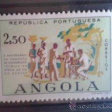 Sellos: SELLO ANGOLA. Lote 36506578