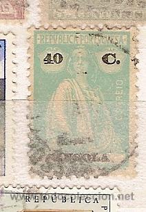 ANGOLA (2) (Sellos - Extranjero - África - Angola)