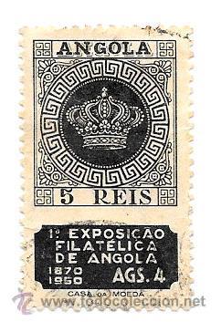 ANGOLA (Sellos - Extranjero - África - Angola)