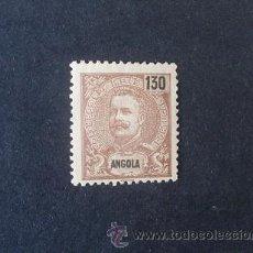 Sellos: ANGOLA PORTUGUESA,1903,D.CARLOS I,AFINSA 85*,SCOTT 54*,NUEVO,SEÑAL FIJASELLOS. Lote 54204537