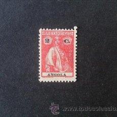 Sellos: ANGOLA PORTUGUESA,1914,CERES,AFINSA 146*,SCOTT 123*,DENT.12 X 11 1/2,NUEVO,GOMA,SEÑAL FIJASELLOS. Lote 54299782
