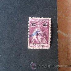 Sellos: ANGOLA,COLONIA PORTUGUESA,1921,CERES CON SOBRETASA,AFINSA 199,SCOTT 229,USADO. Lote 54375507