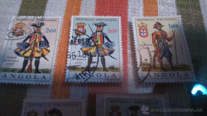 Sellos: Sellos angola - Foto 2 - 54441371