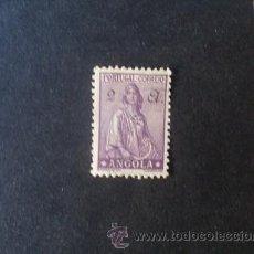 Sellos: ANGOLA,COLONIA PORTUGUESA,1932,CERES NUEVO TIPO,AFINSA 243,SCOTT 259,USADO. Lote 54442150