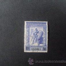Sellos: ANGOLA,COLONIA PORTUGUESA,1938,IMPERIO COLONIAL,AFINSA 274,SCOTT 290,USADO. Lote 54540695