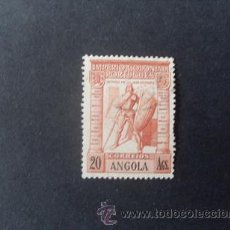 Sellos: ANGOLA,COLONIA PORTUGUESA,1938,IMPERIO COLONIAL,AFINSA 275,SCOTT 291,USADO. Lote 54540886