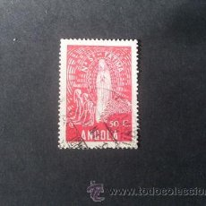 Sellos: ANGOLA,COLONIA PORTUGUESA,1948,NUESTRA SEÑORA DE FATIMA,AFINSA 302,SCOTT 315,USADO. Lote 54655372
