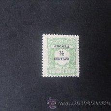 Sellos: ANGOLA PORTUGUESA,1911,PORTEADO,AFINSA 21**,SCOTT J21**,NUEVO SIN FIJASELLOS. Lote 54846684