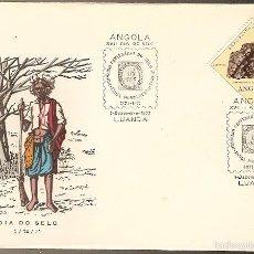 Sellos: ANGOLA & MDCXVIII DÍA DEL SELLO, LUANDA 1971 (561). Lote 56243197