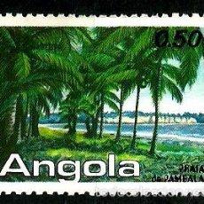 Sellos: ANGOLA [REPÚBLICA} 1987- YV 0740 AFI-PALOP 161***NUEVVO. Lote 141602908