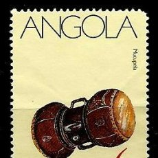 Sellos: ANGOLA [REPÚBLICA} 1991- YV 0821 AFI-PALOP 243 NUEVO***. Lote 56613384
