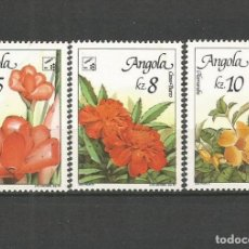 Sellos: ANGOLA YVERT NUM. 778/780 ** SERIE COMPLETA SIN FIJASELLOS. Lote 68156261