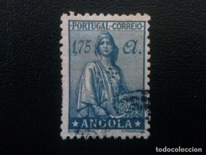 ANGOLA COLONIA PORTUGAL , YVERT Nº 298 , 1946 (Sellos - Extranjero - África - Angola)