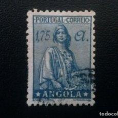 Sellos: ANGOLA COLONIA PORTUGAL , YVERT Nº 298 , 1946. Lote 86017976