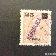 Sellos: ANGOLA 1912 CARLOS 1 YVERT N 117 FU. Lote 98144903