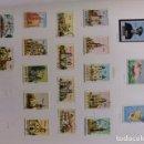 Sellos: ANGOLA 1963 LA HOJA - PRESIDENTE - IGLESIAS YVERT N 467+466+490+ 491/508 FU INCOMPLETA. Lote 98699243