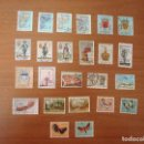 Sellos: MOZAMBIQUE-LOTE DE 24 SELLOS DISTINTOS. Lote 135506586
