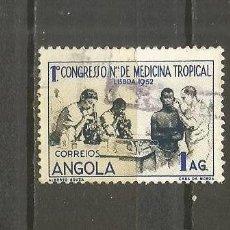 Sellos: ANGOLA PORTUGUESA YVERT NUM. 353 USADO. Lote 139344130