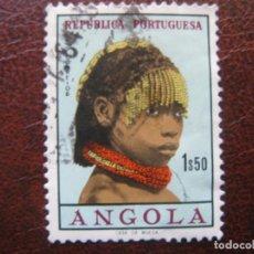 Sellos: ANGOLA,1961 YVERT 425. Lote 163353770