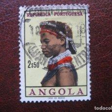 Sellos: ANGOLA, 1961 YVERT 427. Lote 163353902